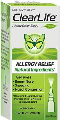 ClearLife Allergy Relief