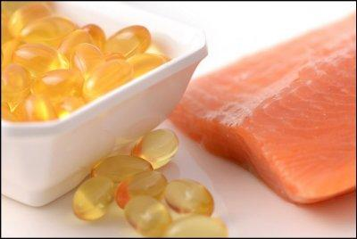 5. Fish and Fish Oil