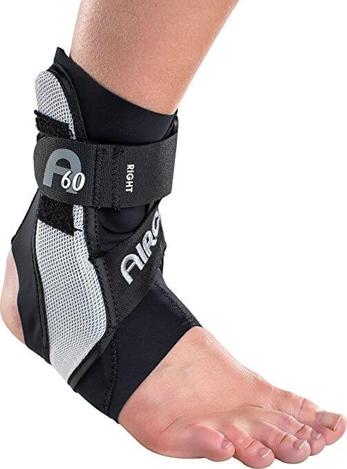 When To Wear Healed Shoes After A Sprained Ankle