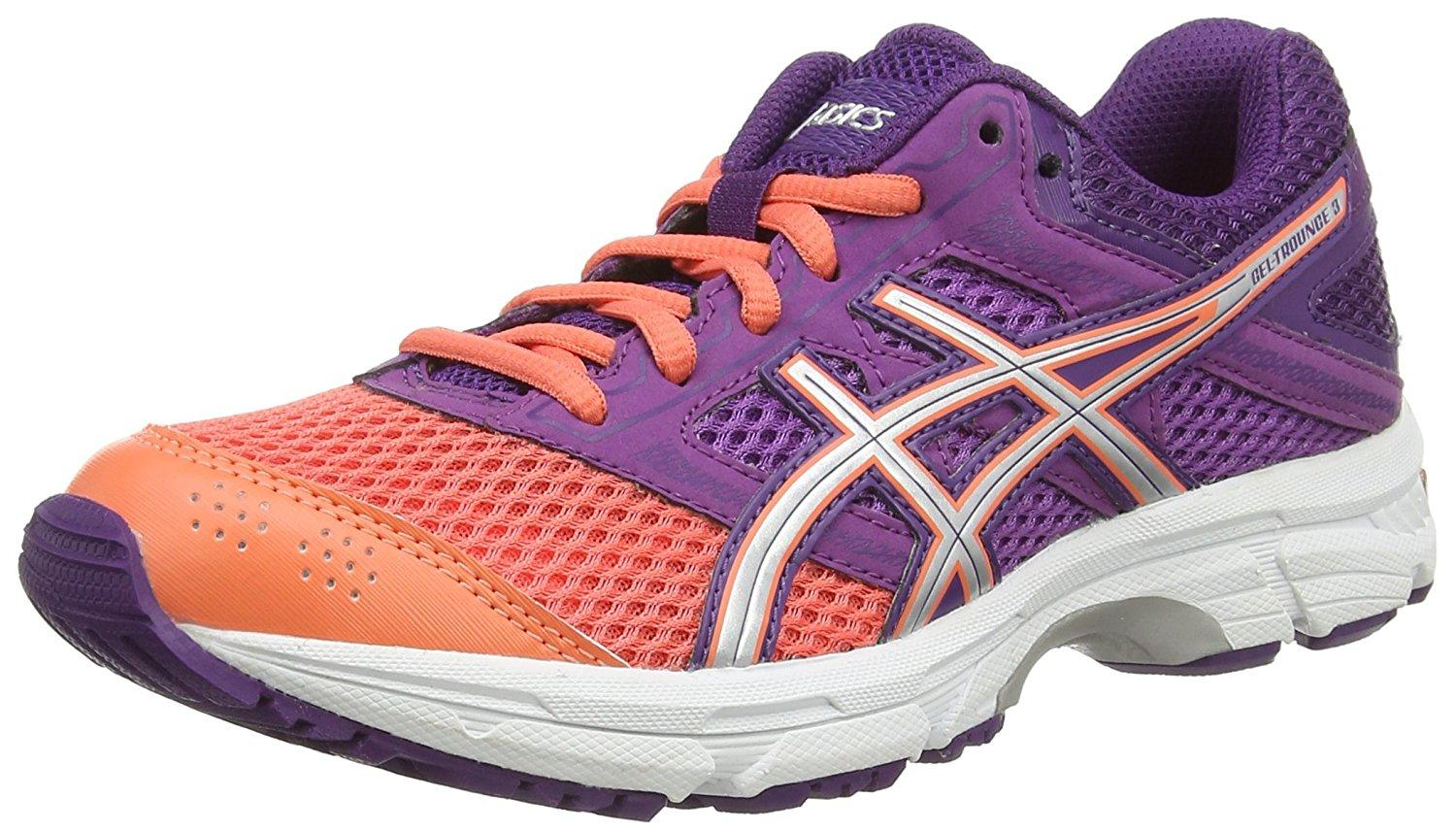 the Asics Gel Trounce 3 shown from the front/side