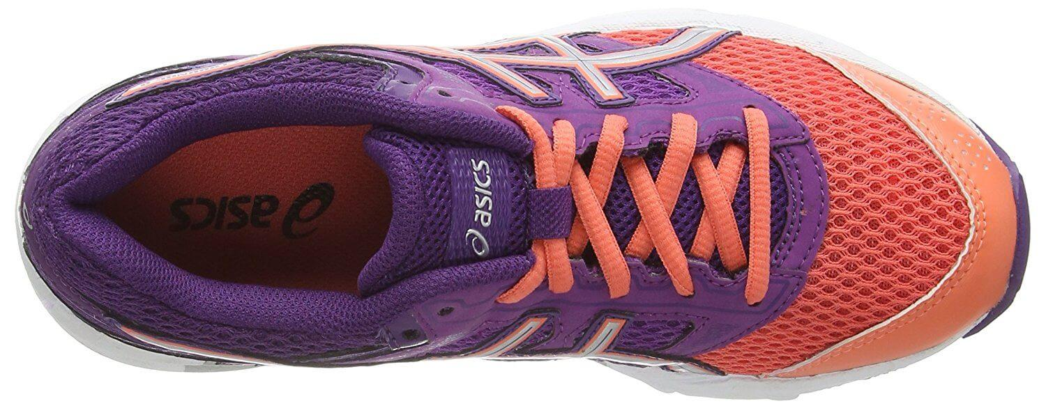 the Asics Gel Trounce 3 provides a snug and supportive fit