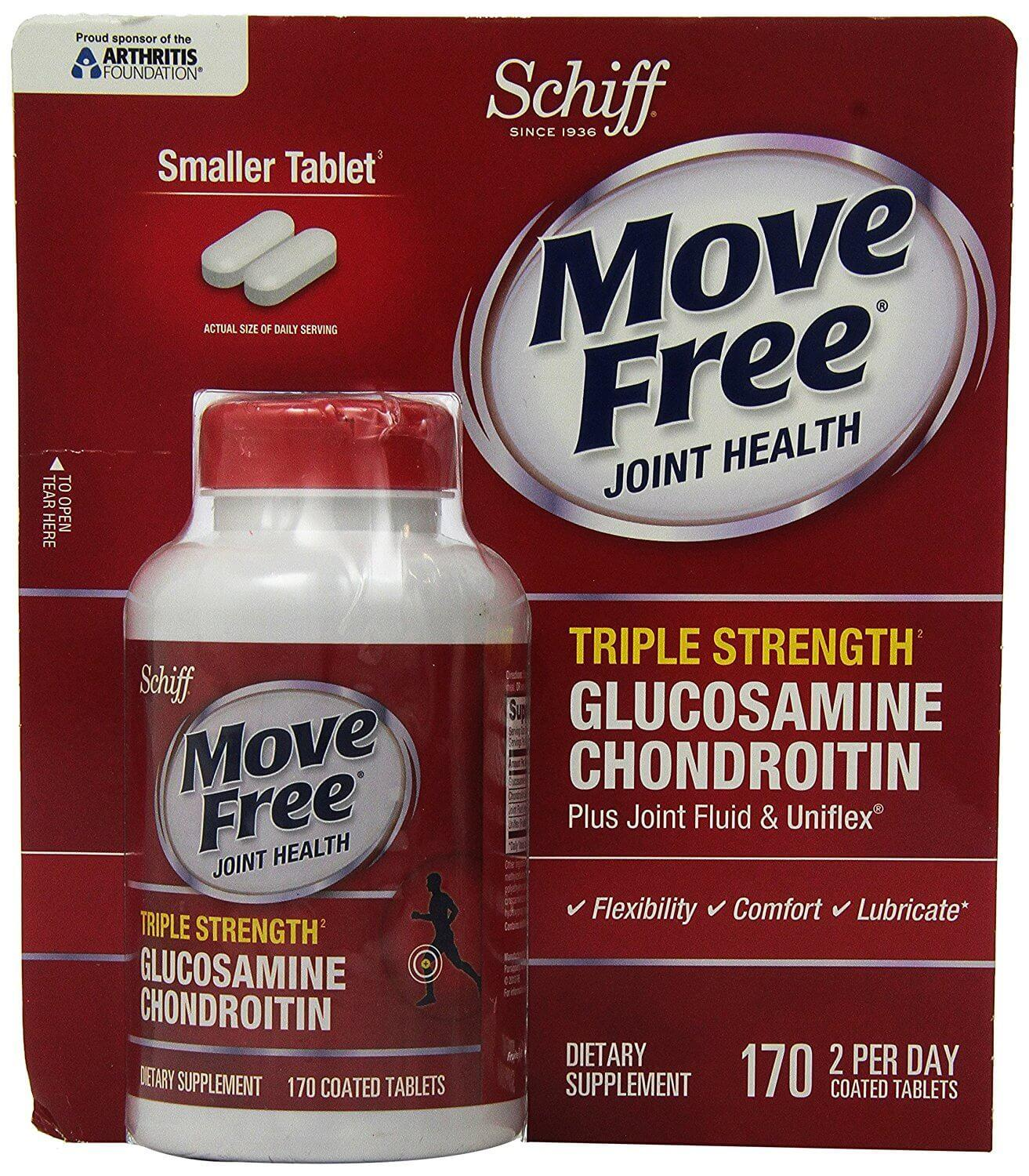 Best Glucosamine Supplements Reviewed in 2017 | RunnerClick
