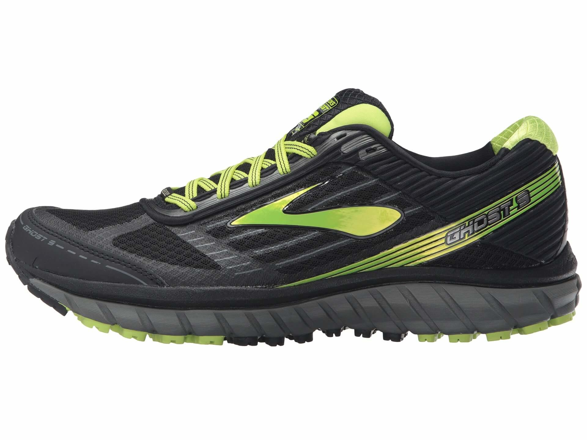 Brooks Ghost 9 GTX Left Left