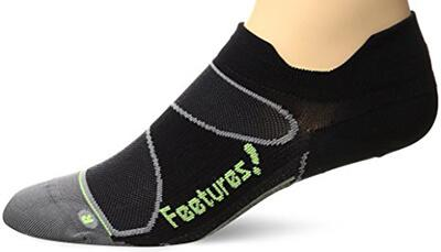 3. Feetures Unisex Elite Ultra Light Cushion