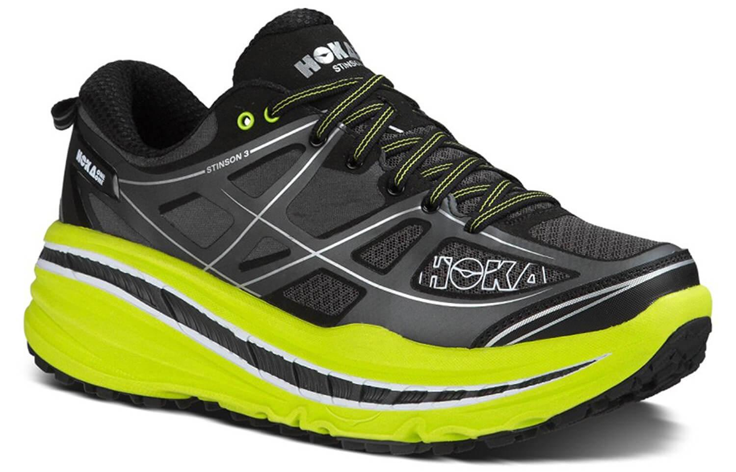 Hoka Stinson Running Shoes Review