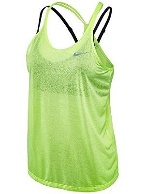 Nike Women's Dri-Fit Cool Breeze Strappy Running Top