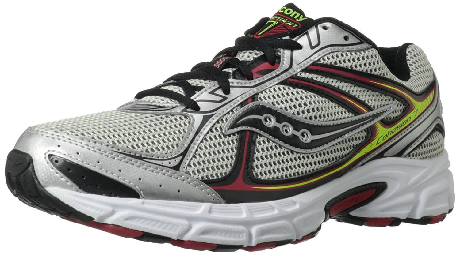 saucony cohesion 7 mens review