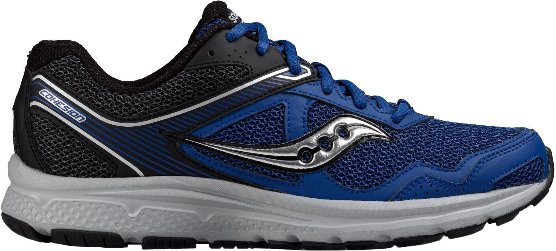 12. Saucony Men's Cohesion 10 Running Shoe