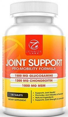 5. Zenwise Labs Joint Support Pro-Mobility Formula