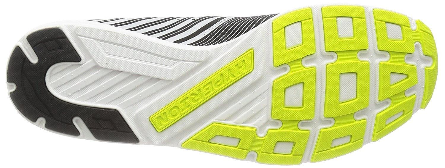 Brooks Hyperion Outsole Bottom
