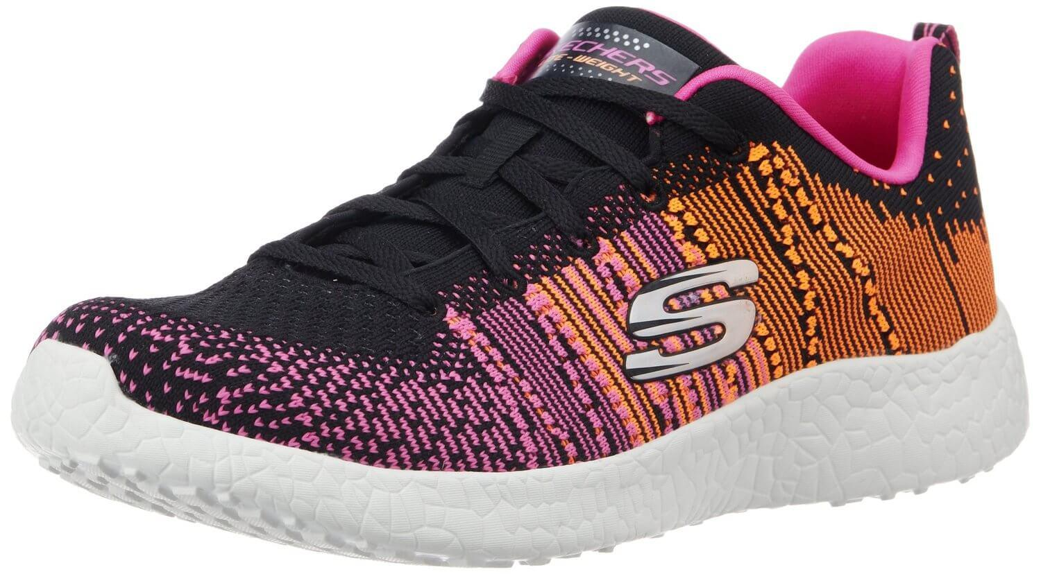 adidas Element Urban Run Trainers Womens Sports footwear Womens Trainers COLOUR-black/white/pink