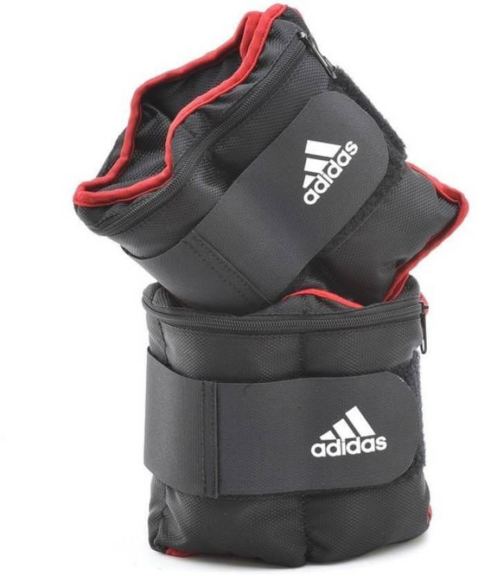 12. Adidas Adjustable Ankle Weights