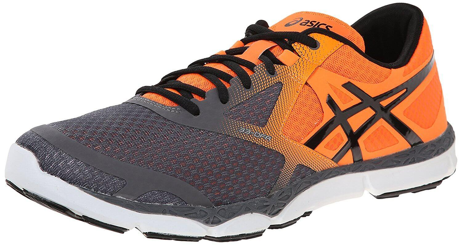 asics shoes 33 mud terrain 662716