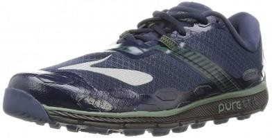 An in depth review plus pros and cons of the Brooks PureGrit 5 running shoe