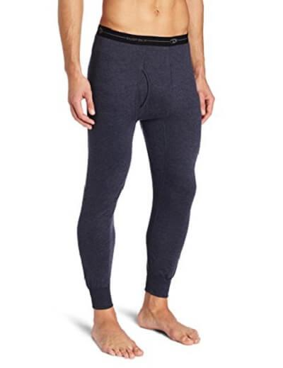 3. Duofold Men's Mid-Weight Wicking Thermal Pant