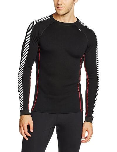 1. Helly Hansen Men's HH Warm Ice Long Sleeve Crew