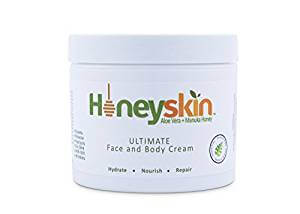 Honeyskin Organics Body Cream