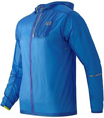 3. New Balance Lite Packable Jacket