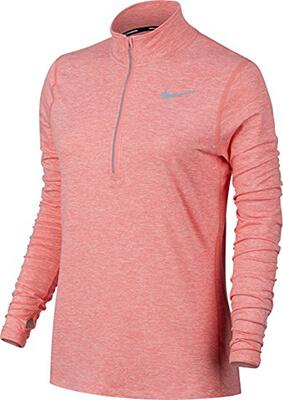 2. Nike Dry Element Half Zip Running Top