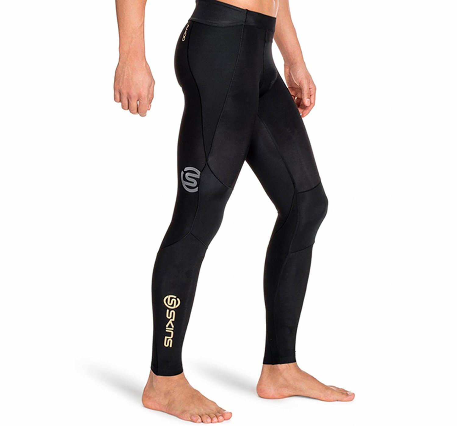 12. SKINS Men's A400 Compression Long Tights