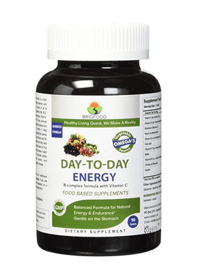 Briofood Day-to-Day Food Based Energy B-Complex