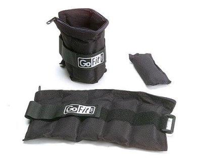 10. GoFit Adjustable Ankle Weights