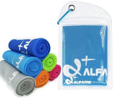 2. Alfamo Cooling Towel