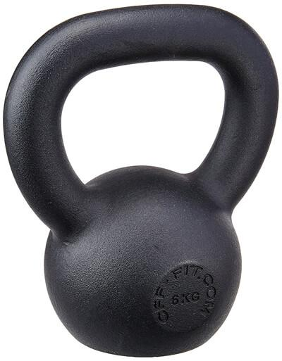 3. CFF K2 Powder Coated Russian Kettlebell