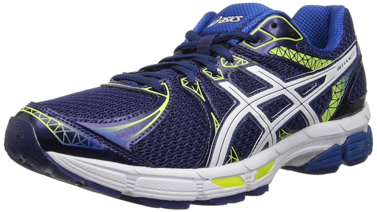 The ASICS Gel Exalt 2 running shoe is highly supportive and perfect for  beginners.