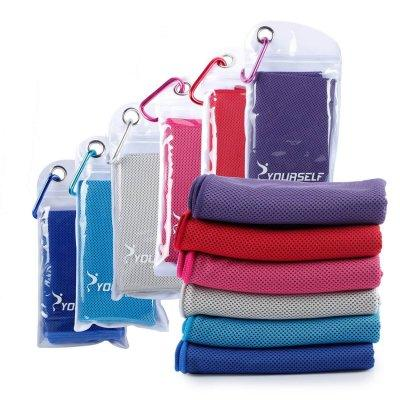 8. Syourself Cooling Towel