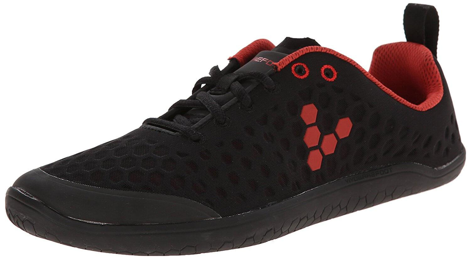 Vivobarefoot Stealth II toe to heel