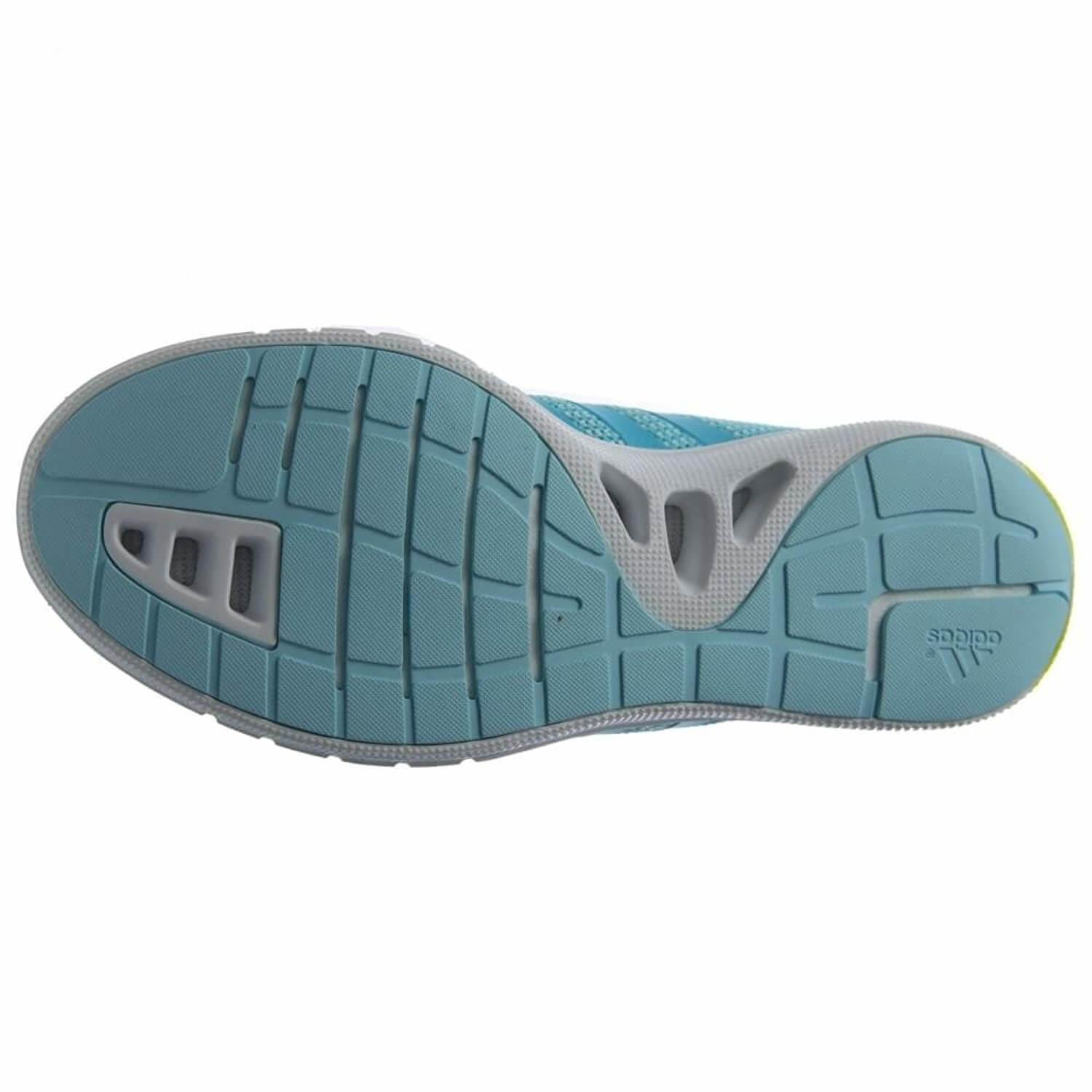 the Adidas Climacool Fresh 2.0 sole has ventilation holes to allow air to flow around the foot