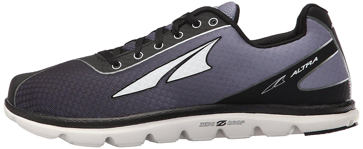 Altra One sleek upper design