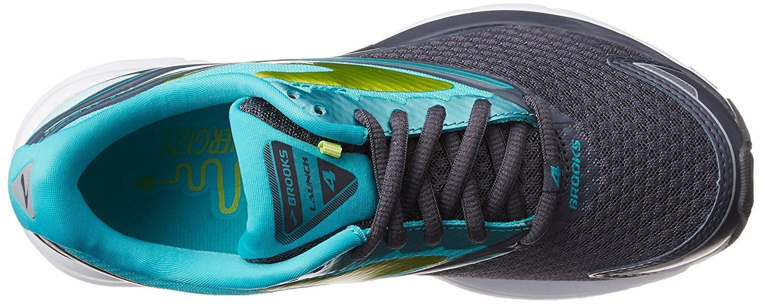 Brooks Launch 4 Upper