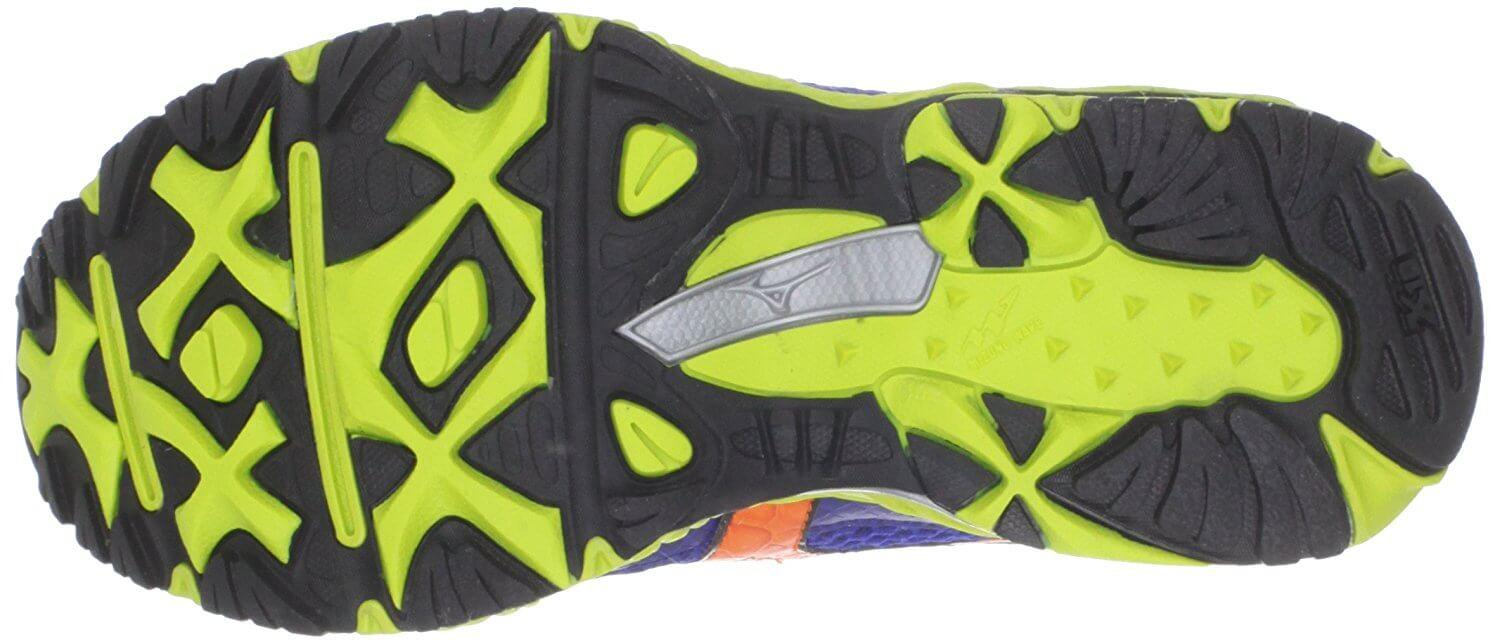 Mizuno Wave Ascend 7 Outsole