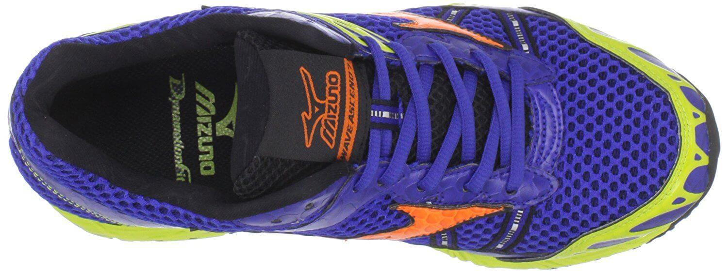 Mizuno Wave Ascend 7 Upper