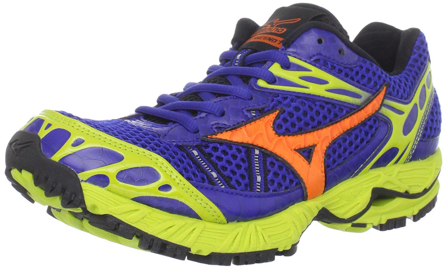 Mizuno Wave Ascend 7
