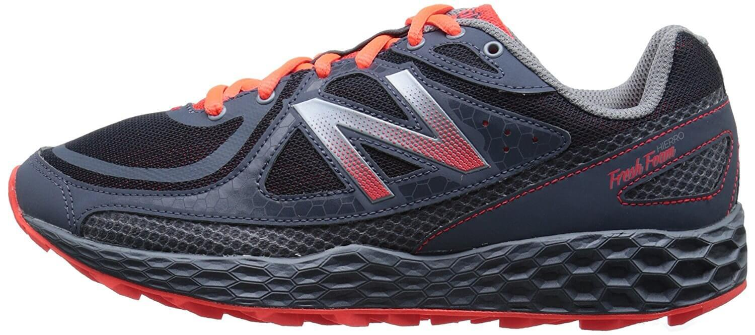 The New Balance Fresh Foam Hierro is known for its beautiful aesthetic appeal.