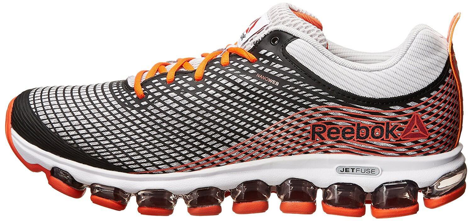 Reebok ZJet cushioned midsole