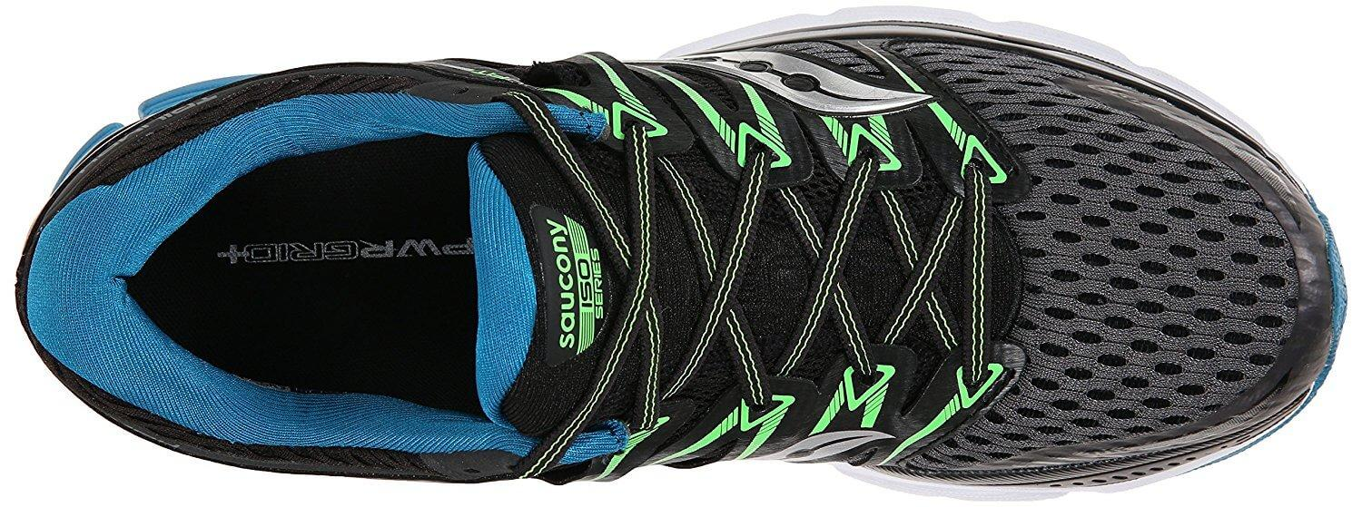 The ISOFIT breathable mesh upper is a key feature.