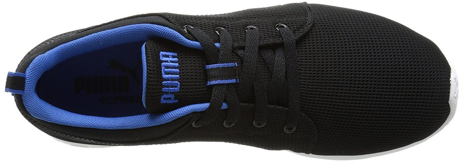 Breathable upper allows airflow in the Puma Carson Runner