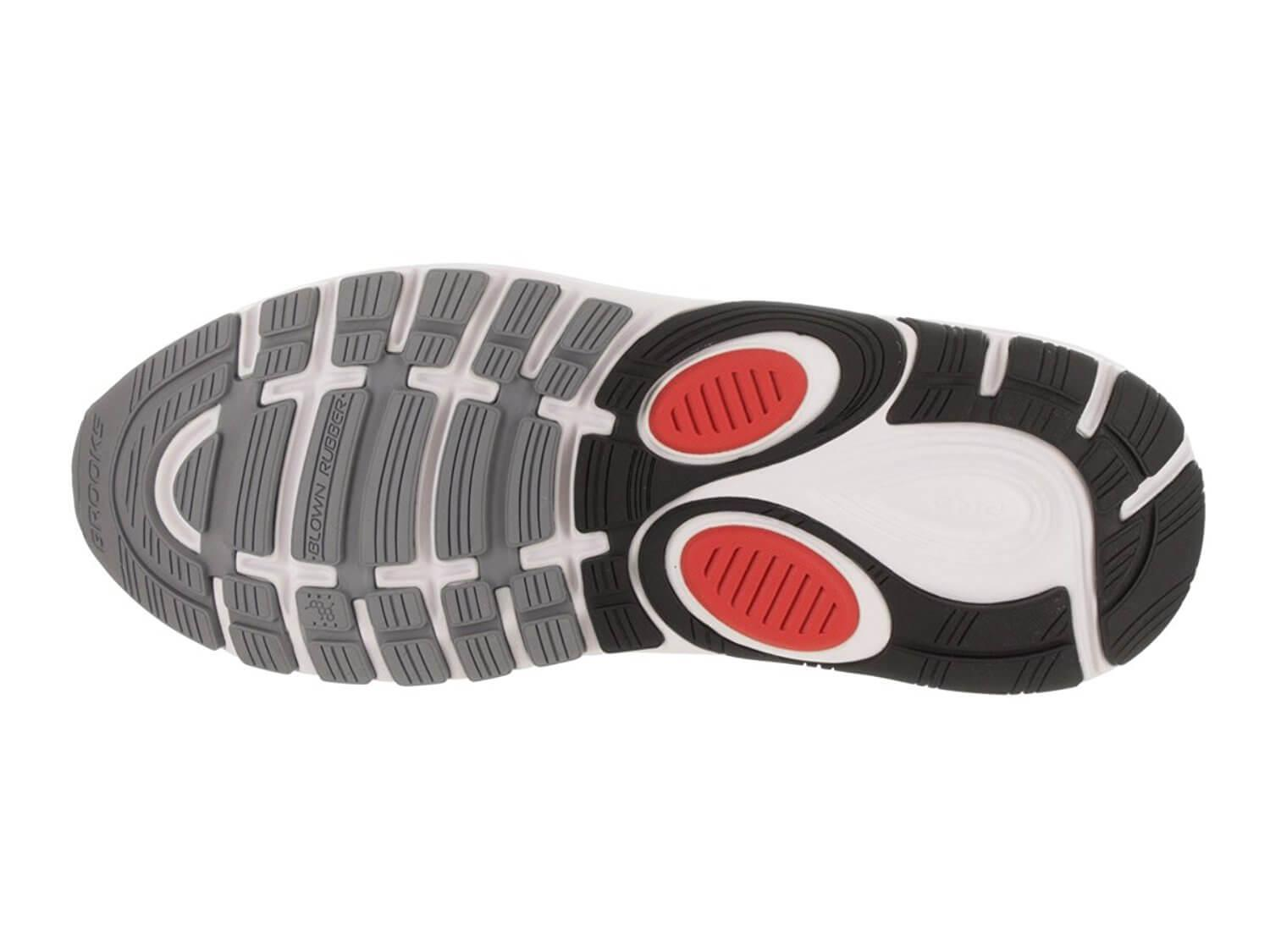 Brooks Dyad 9 Outsole