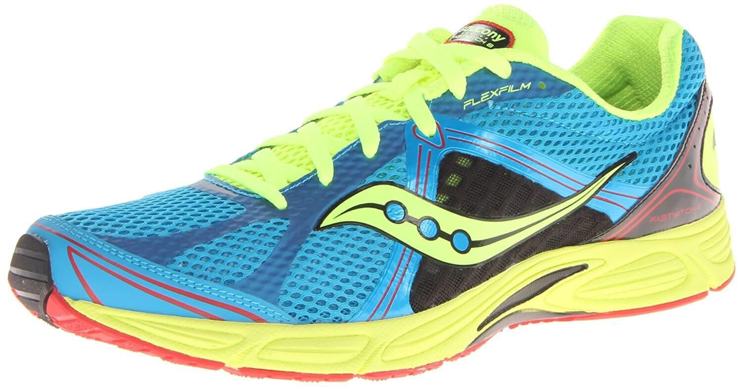 The Saucony Fastwitch 6 is an older model, but still a great choice for stability and road racing.