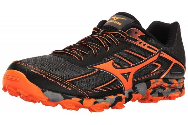 An in depth review of the  Mizuno Wave Hayate 3