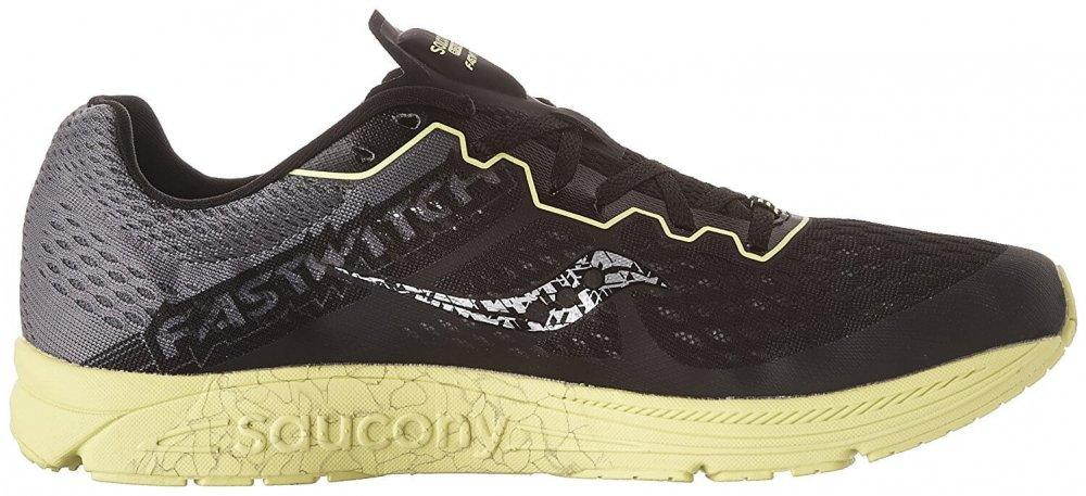 saucony fastwitch 8 review