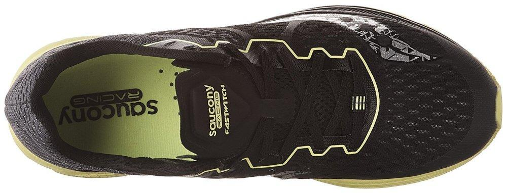 Saucony Fastwitch 8 Upper