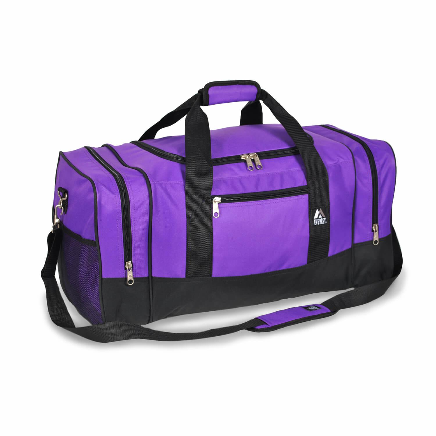 A Stylish Gym Bag Which Can Stow Away Lot Of Sports Gear The Is Durable Nice Light Weight Features Very Spacious Main Compartment