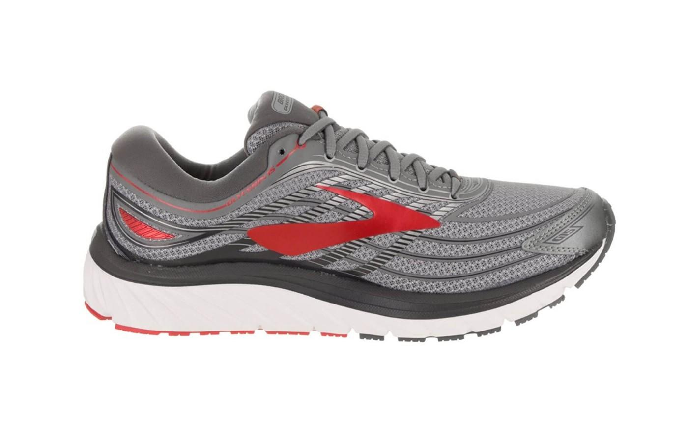 Here's a look at the profile of the Brooks Glycerin 15