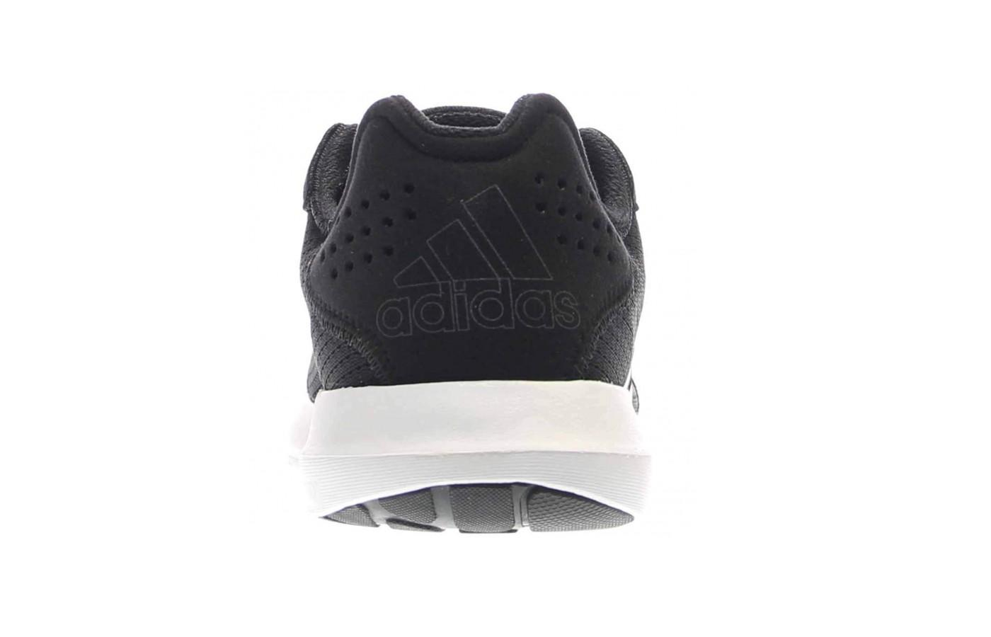 here's a look at the heel of the Adidas Element Athletic