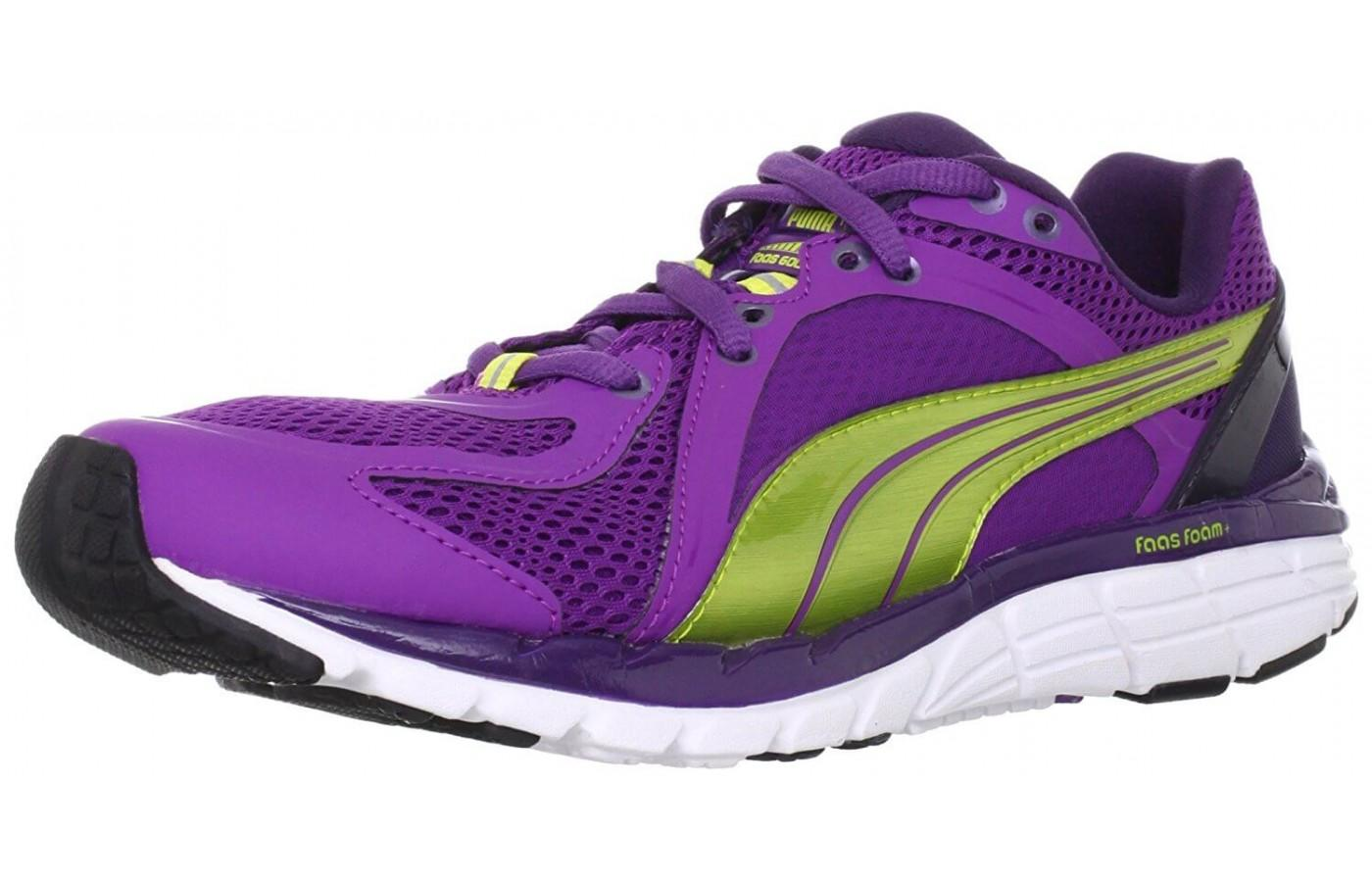 Puma Faas 600 S. The side shot of these shoes. Make all the guys take a  second look.